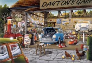 Dayton's Garage
