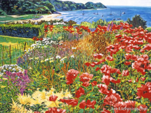 Cape Cod Ocean Garden