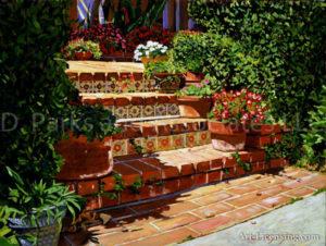 A Spanish Garden