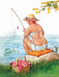 BRYERS-HILDA FISHING PICNIC