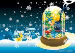 Dome Winter Snow