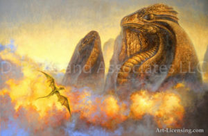 Dragonstones