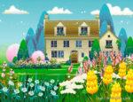 English Garden Spring