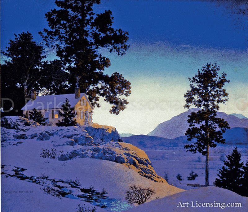 the early life and artistic successes of maxfield parrish Features the art of maxfield parrish: fine music and visual arts from an early age as a young man, parrish remains the authority on the life and works of.
