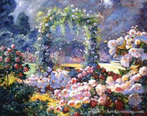 Fantasy Garden Delights