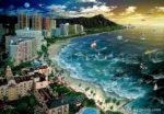 Hawaii-Hawaiian Sunset