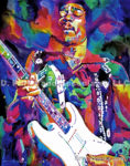 Inspired by Jimi Hendrix Purple Master