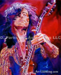 Inspired by Jimmy Page