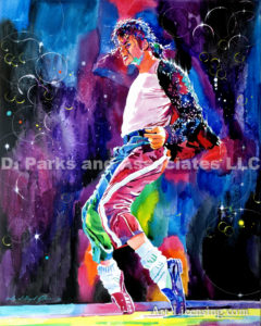 Inspired by Michael Jackson Dance