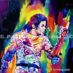 Inspired by Michael Jackson Shopper