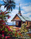 Kahaalu Church Hawaii