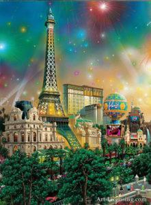 Las Vegas-Paris II