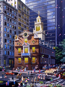 Massachusetts-Old State House