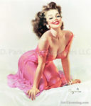 Mimi Sweat Dreams 1956