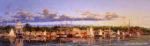Mistic Seaport Panorama