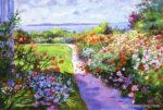Nantucket Island Garden