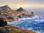 Northern California-Big Sur Splash