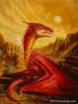 Pit Dragon