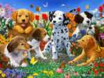 Puppies' Garden