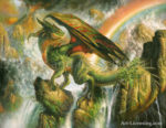 Rainbow Dragon