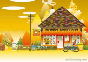 Riverside Oven Bakery