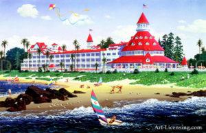 San Diego-Hotel Del Coronado
