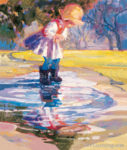 Spring Puddle
