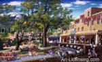 Taos-Hotel Lafonda