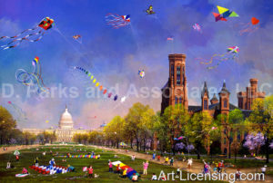 Washington DC-National Kite Day
