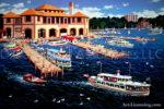 Wisconsin-Summertime Lake Geneva