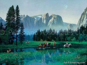 Yosemite-Cowboys