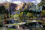 Yosemite-Fall