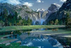Yosemite-Spring