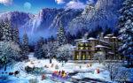 Yosemite-Winter