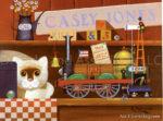 Casey Jones Train