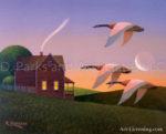 Gallicos Flight Home 2