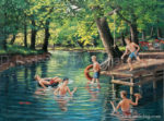 mallecks bend swimming hole