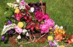 00003-Treasure Box-Peony Lily Bouquet