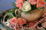 00033-Pink and White Roses-Pearls