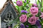 00107-Pink Rose-Doll House
