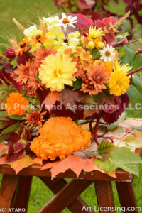 1050-Fall Bouquet