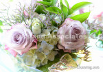 1168-Pink Roses Bouquet