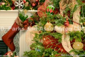 1879-Christmas Tree Decoration