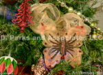 2116-Christmas Butterfly Ornament
