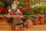 2130-Christmas decoration and Santa