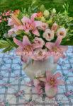 2291-Lillies Bouquet