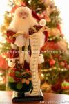 2333-Santa and Christmas Tree