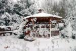 4639-Gazebo in Snow