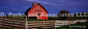 Barn Landscape