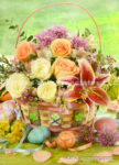 5433-Easter Spring Bouquet